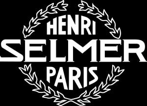 logo Selmer blanc