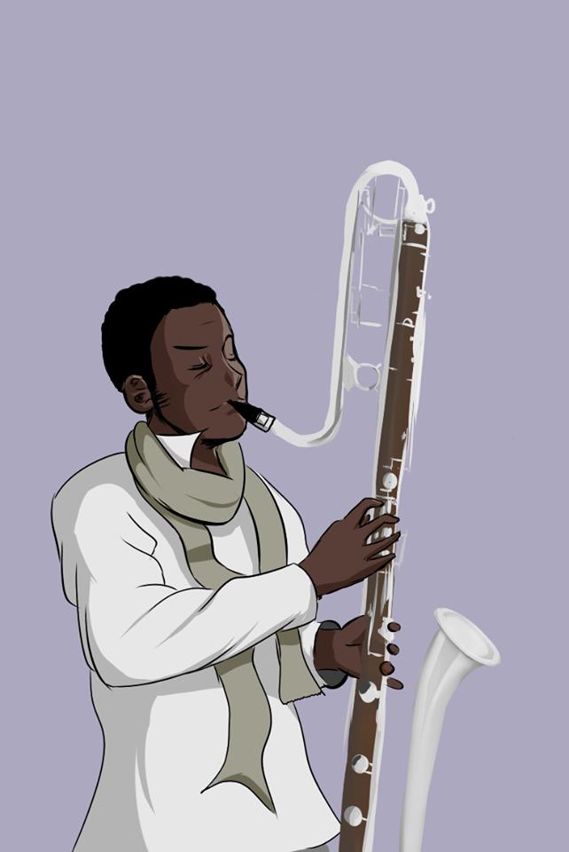 clarinet contra